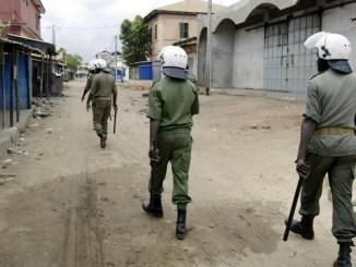 militaires 4 Couvre-feu: 7 apprentis maçons tabassés en plein midi par des militaires