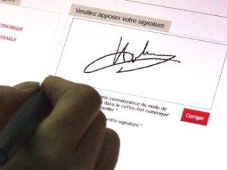 signature Togo: la signature électronique entre en application