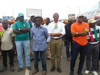 coalition3 Togo : la C14 annonce de nouvelles manifestations