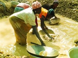 or agbandji Togo: sur les traces de l'or à Agbandji