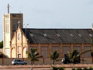 Adjido Aneho Aneho: l'Eglise Sacré Cœur d'Adjido cambriolée