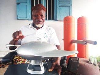 vincent dangbo Qui est Vincent Dangbo, le premier togolais à avoir conçu un vaisseau spatial?