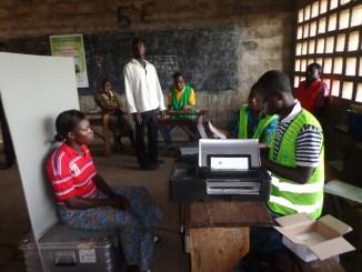 DSC00377 new Recensement électoral: la CENI à pieds d'œuvre