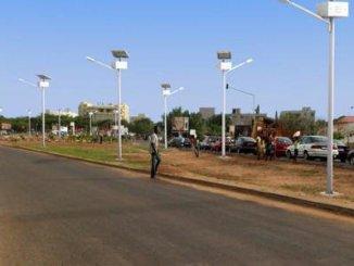Lampadaires solaires togo ZTE Corporation 1 Togo: le ministère de l'Energie encore éclaboussé par un scandale de lampadaires solaires