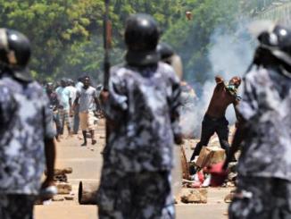 manifestation lomé 0 [Alerte]: un remake du 19 Août 2017 se profile à l'horizon