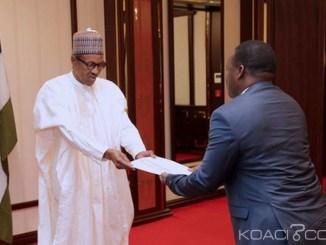 Recommandations de la CEDEAO: le rôle que va jouer le président Buhari