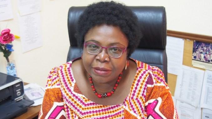 Brigitte Kafui Adjamagbo Johnson