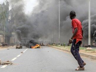 Crise au Togo un mort de plus a Sokode 16 manifestants condamnes a de la prison ferme TOGO : le top 10 de la crise