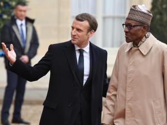 buhaimacron 0 Crise au Togo: Buhari et Macron redoutent le statu quo