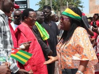 opposition togolais coalition des 14 partis Togo: la CEDEAO, la France, les USA et le « gros complot » contre la C14