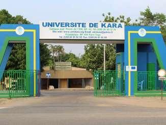 porte uk Université de Kara : voici la date officielle de la rentrée académique