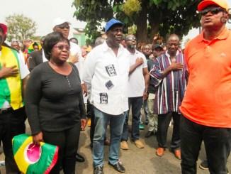 La C14 Togo: des législatives sous haute tension