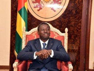 President togo depuis 2005 Faure Gnassingbe reelu pour troisieme mandat avec 58 75 suffrages 0 730 368