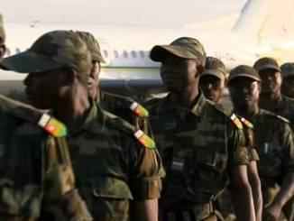 Soldats Togo 1 Dernière minutes : un contingent togolais tombe sur un engin explosif au Mali