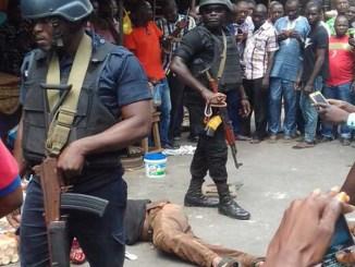 au moins 2 morts et plusieurs blesses dans un braquage a lome featured Lomé: encore un braquage à main armée en plein cœur de la ville