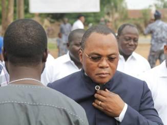 victor james sossou Voici l'homme derrière les menaces de mort contre le Consul Sossou