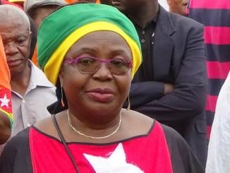 brigitte adjamagbo johnson je pense que faure gnassingbe veut trainer les pas. La lettre de Brigitte Adjamagbo à Faure Gnassingbé