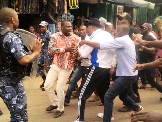 yayi boni 1 Duel entre Yayi Boni et des policiers: ce qui s'est réellement passé