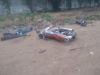 braqueurs abattus Rebondissement dans l'affaire des 2 braqueurs tués à Lomé