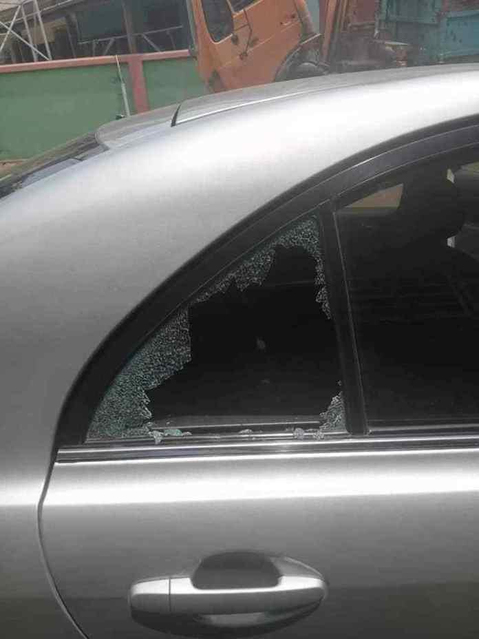 3Togo le SG du Synphot Dr Tsolenyanu victime de cambriolage ce vendredi à Lomé indignations 1 1 Togo : le SG du Synphot, Dr Tsolenyanu, victime de cambriolage ce vendredi