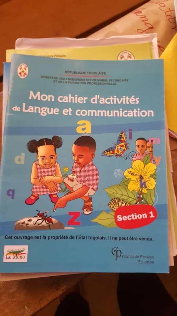 WhatsApp Image 2019 09 17 at 07.24.15 Togo: une réforme curriculaire et de nouveaux manuels à l'aide de PERI2