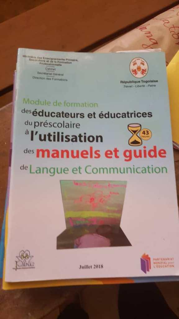 WhatsApp Image 2019 09 17 at 07.24.19 Togo: une réforme curriculaire et de nouveaux manuels à l'aide de PERI2