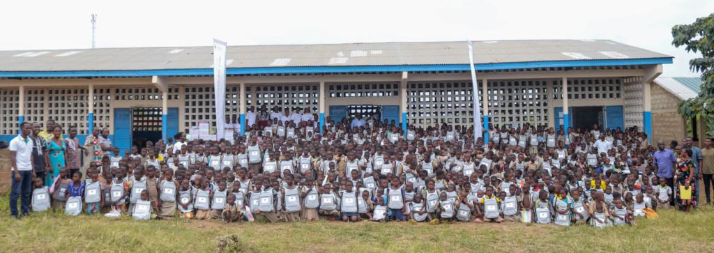5 e1570549745829 Togo : GTA ASSURANCES VIE contribue à la scolarisation des enfants en milieu rural et défavorisé.[Communiqué]