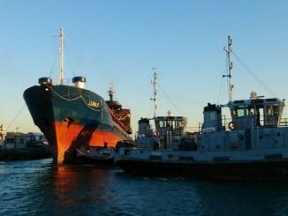 navire Sécurité maritime: les eaux togolaises encombrées d'épaves de navires