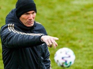 Zidane Réal de Madrid: ça va mal entre Zidane et Pérez