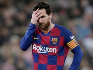 Lionnel Messi Coronavirus: 2 cas positifs confirmés au Fc Barcelone