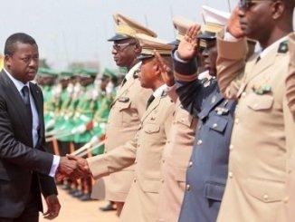 Officier FAT Arrestation d'un Colonel de l'armée: Agbéyomé fait des précisions !