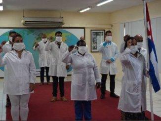 Cuba Togo [Secret de Palais]: la vraie mission des médecins Cubains au Togo