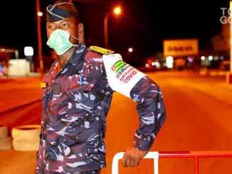 force anti covid couvre feu tgo Covid-19 au Togo: les incohérences du gouvernement