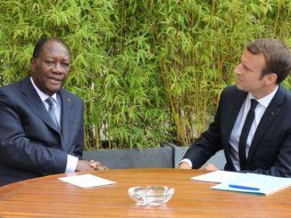 macron ouattara 3e mandat d'ADO : les raisons non dévoilées du lourd silence de Macron