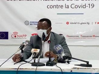 colonel Djibril Mohaman Togo: voici les lieux où le passeport vaccinal est désormais exigé