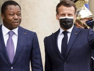 Macron Faure Paris Rencontre à Paris: ce que Macron a promis à Faure Gnassingbé