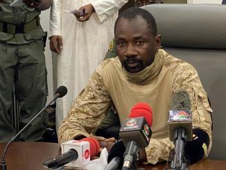 Nouveau Putsch Mali Dernière minute: le Mali sanctionné par la CEDEAO