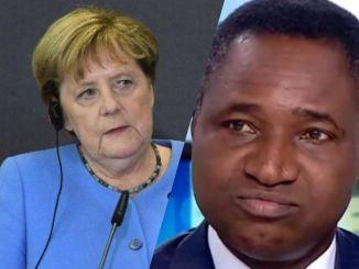Togo ce que Francois Boko reproche a la politique dAngela Merkel Togo : ce que François Boko reproche à la politique d'Angela Merkel