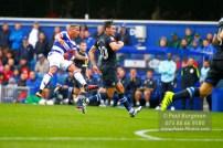 10/09/2016. Queens Park Rangers v Blackburn Rovers.
