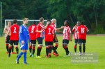 22/10/2016. Guildford City v North Greenford United. City's Mike DIXON scores on Debut