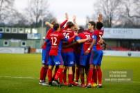 07/01/2017. Aldershot Town v Southport FC. Shamir FENELON celebrates