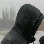 中国の寒い日には…