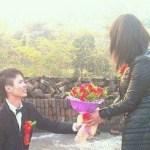 プロポーズの際の効果音