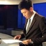 中国のニュースキャスターの仕事のあり方