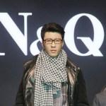 中国のファストファッションブランドN&Q商品の注意書き