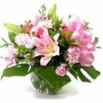 中国の通販でバレンタインに花を買ったら
