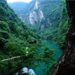中国張家界の絶叫吊橋がコチラ!