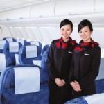 見た目よりかなり手強い香港航空のCA