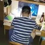 勉強し過ぎるとおバカになってしまうという中国のガリ勉くんの例
