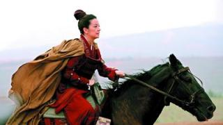 中国の映画やドラマの乗馬シーンの撮り方
